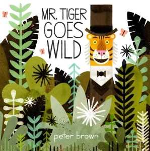 Mr. Tiger Goes Wild: Author Peter Brown's 2014 BGHB PB Award Speech