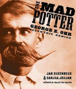 Jan Greenberg and Sandra Jordan on The Mad Potter