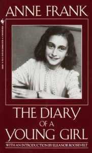 Frankly, tired of reading Anne Frank