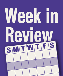 Week in Review, March 11th – 15th