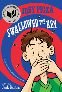 Joey Pigza Swallowed the Key | Class #3, 2016