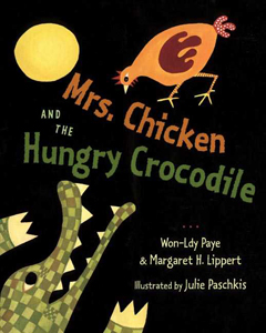 Mrs. Chicken and the Hungry Crocodile | Class #5, 2016