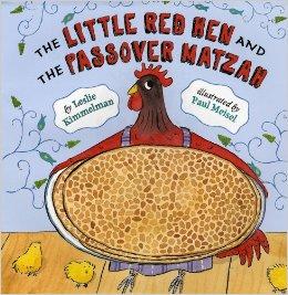 kimmelman_little red hen and the passover matzah
