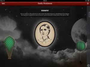 poetry app dickinson