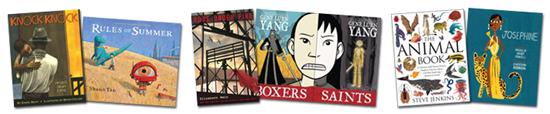 Boston Globe-Horn Book Award honor books, 2014