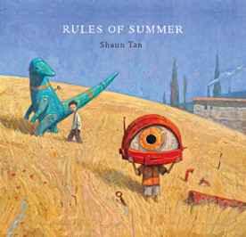 Rules of Summer: Author Shaun Tan's 2014 BGHB PB Honor Speech