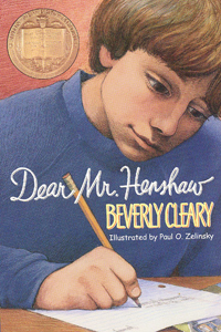Using Dear Mr. Henshaw to encourage students to write