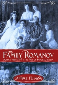 The Family Romanov: Author Candace Fleming's 2015 BGHB NF Award Speech
