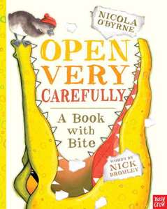 Open Very Carefully: even quality books can contain stereotypes
