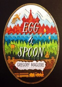 Egg & Spoon: Author Gregory Maguire's 2015 BGHB Fiction Honor Speech