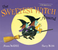 mcghee_sweetest witch around