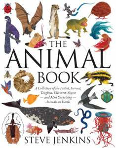 The Animal Book: Author Steve Jenkins's 2014 BGHB NF Honor Speech