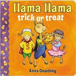 dewdney_llama llama trick or treat