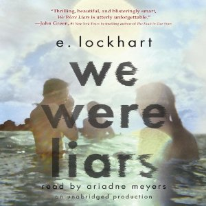 lockhart_we were liars audiobook