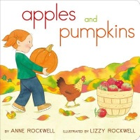 rockwell_apples and pumpkins