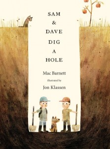 sam and dave dig hole