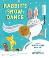 bruchac_rabbit's snow dance