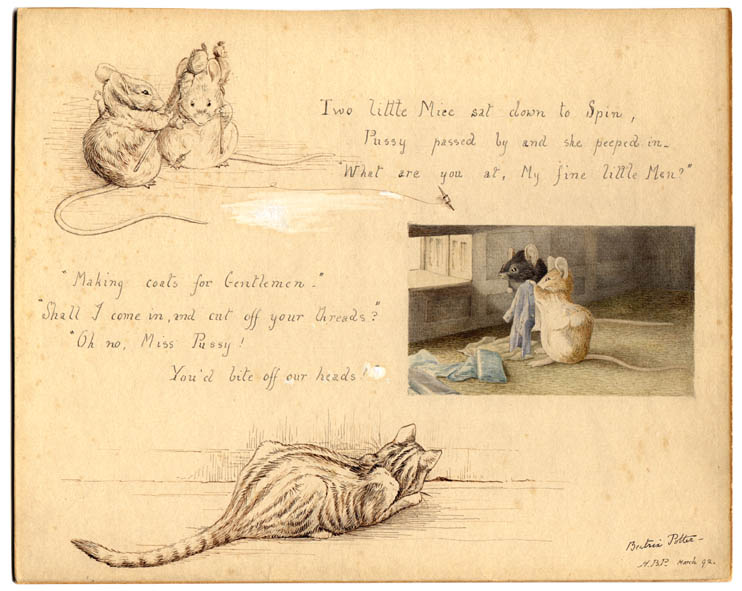 Art from Beatrix Potter