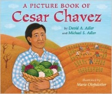 adler_picture book of cesar chavez