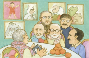 Five Gay Picture-Book Prodigies and the Difference They've Made
