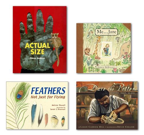 Information books | Class #4, 2016