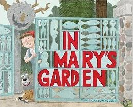 kugler_in mary's garden