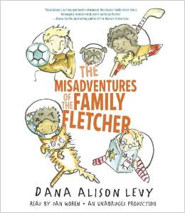levy_misadventures of the family fletcher