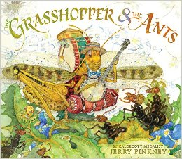 Review of The Grasshopper & the Ants