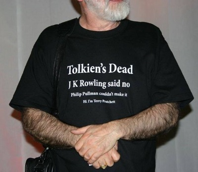 Remembering Terry Pratchett