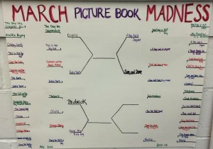 Best book bracketology