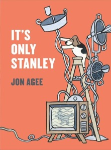It's Only Stanley: Jon Agee's 2015 BGHB PB Honor Speech