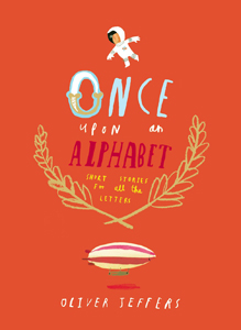 Once Upon an Alphabet: Oliver Jeffers's 2015 BGHB PB Honor Speech