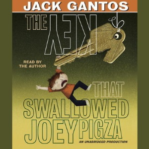 gantos_key that swallowed joey pigza audio