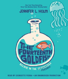 holm_fourteenth goldfish audiobook