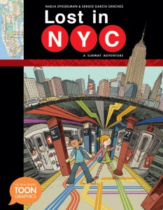 spiegelman_lost in nyc
