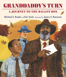 James E. Ransome on Granddaddy's Turn