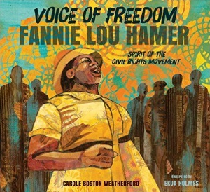 Voice of Freedom: Illustrator Ekua Holmes's 2016 BGHB NF Honor Speech