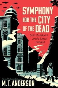 Symphony for the City of the Dead: Author M. T. Anderson's 2016 BGHB NF Honor Speech
