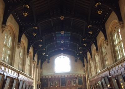 great hall christ church