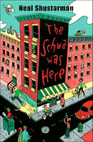 The Schwa Was Here: Neal Shusterman's 2005 BGHB Fiction Award Speech
