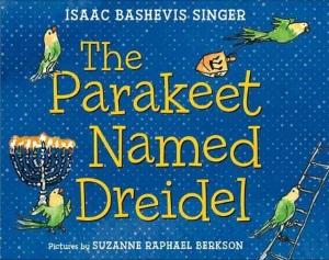 singer_parakeet named dreidel