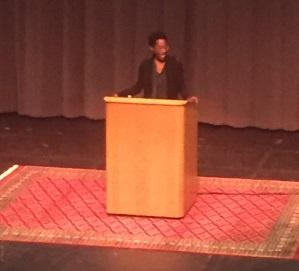 Jacqueline Woodson, why are you so poet?