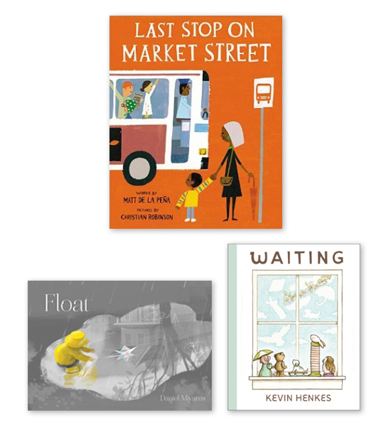 And the 2016 Calling Caldecott winners are...