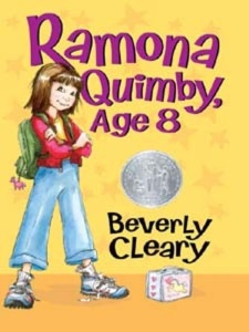 cleary_ramona quimby age 8 update