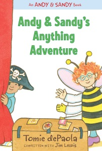 depaola_andy and sandy's anything adventure