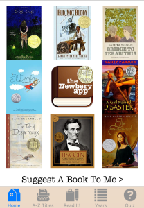 The Newbery App review