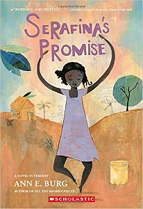Middle grade fiction - Serafina's Promise