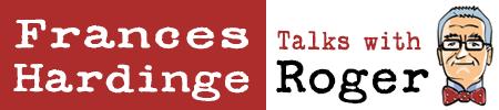 frances hardinge talks with roger
