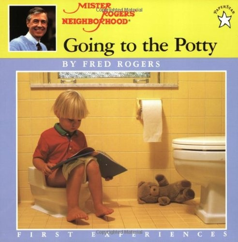 Potty booklist
