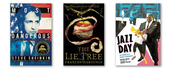 2016 Boston Globe-Horn Book Award Winners